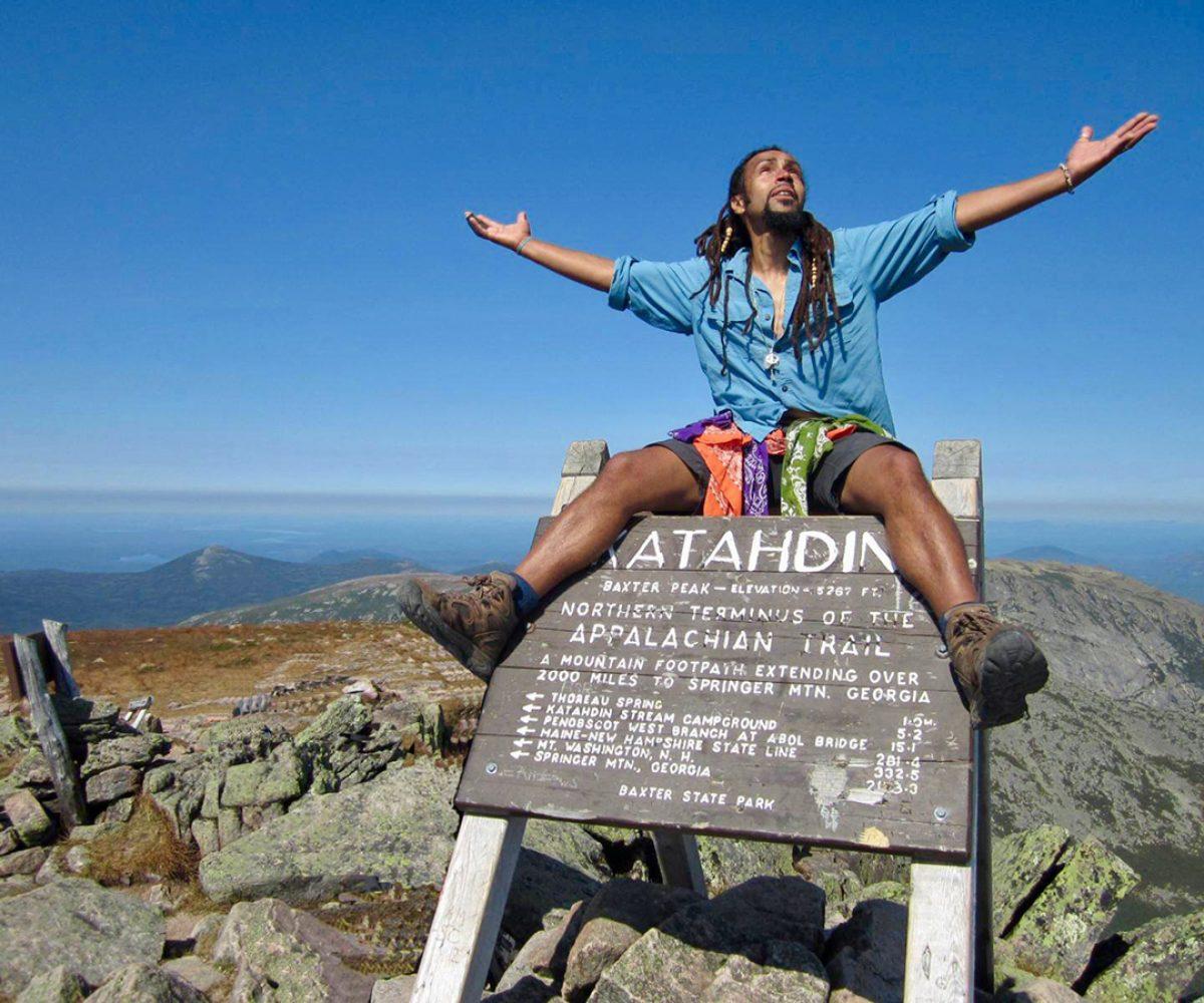 AT Thru-Hike Summit